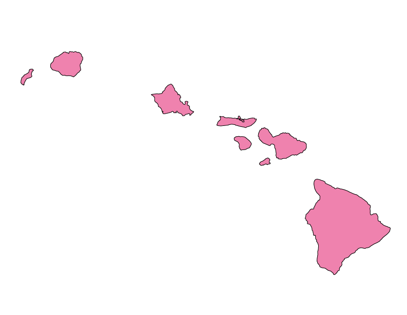 Hawaii climate zones